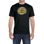 Entered Passed Raised Shining Square & Compass T-Shirt
