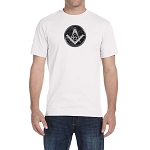 Marble Square & Compass T-Shirt