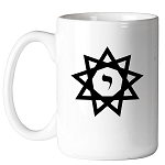 Masonic Philosophical Society 11 oz. Coffee Mug