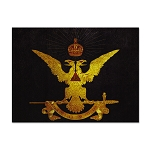 Double Headed Eagle of the 33rd Degree Postcard
