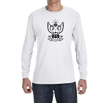 Deus Meumque Jus 33rd Degree Double Headed Eagle Scottish Rite Long Sleeve T-Shirt