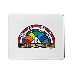 Rainbow Girls BFCL Mouse Pad