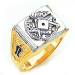 Blue Lodge Ring GLC603GBL