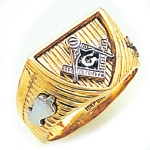 Blue Lodge Ring GLC983GBL