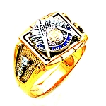 Past Master Ring MAS1890PM