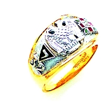 Scottish Rite Ring GLC671SR