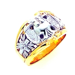 Scottish Rite Ring GLC801SR