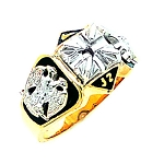 Scottish Rite Ring MAS1963SH