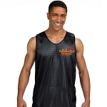 Custom Mesh Men's Tank Top