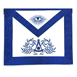 Past Master All Seeing Eye Apron