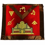 16th Degree Apron