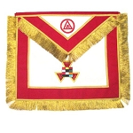 Fringed Royal Arch High Priest Apron