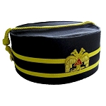 32nd Degree Double Headed Eagle Scottish Rite Hat (SMJ)