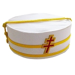 33rd Degree Scottish Rite Hat with Patriarchal Cross (SMJ)