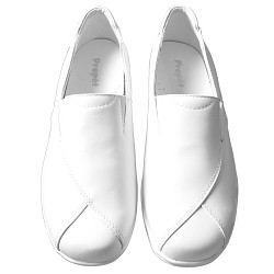 Women's White Ceremonial Shoes