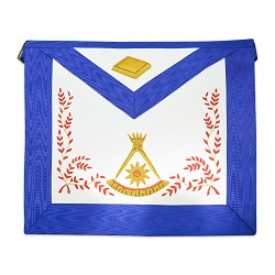 14th Degree Lodge of Perfection Scottish Rite Masonic Apron
