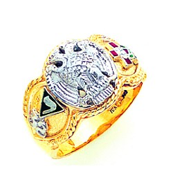 Scottish Rite Ring GLC706SR
