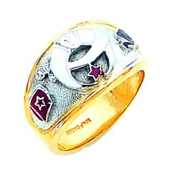 Shriner Ring GLC643SH