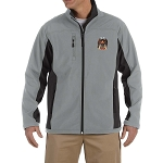32nd Degree Embroidered Masonic Men's Soft Shell Jacket