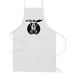 Shriner Masonic Cooking Kitchen Apron