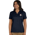 Custom Masonic Ladies' Piqué Polo