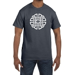 Celtic Knotwork Masonic Men's Crewneck T-Shirt
