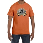 The Few The Proud The Honorable Masonic Men's Crewneck T-Shirt