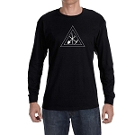 Royal Arch Working Tools Masonic Men's Crew Neck Long Sleeve T-Shirt - [LongSleeve]