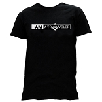 I am a Traveler Square & Compass Masonic Men's Crewneck T-Shirt - [Black]