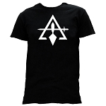 Cryptic Council Masonic Men's Crewneck T-Shirt - [Black]
