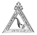 Steward Royal Arch Masonic Officer Jewel - [Gold] - RAC-16
