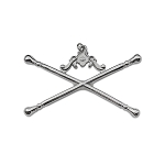 Marshall Blue Lodge Masonic Officer Jewel - RBL-12