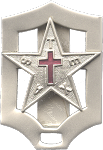 Texas Knights Templar Masonic Belt Buckle - RKT-42