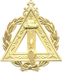 Grand Conductor of Work Grand Council Royal & Select Masonic Officer Jewel - RSM-23