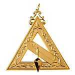 Marshal Royal & Select Masonic Officer Jewel - RSM-8