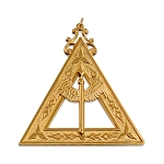 Almoner 14th Degree Scottish Rite Officer Jewel - [Gold] - RSR-14