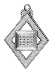High Priest 16th Degree Scottish Rite Officer Jewel - [Gold] - RSR-24