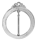 Guard 18th Degree Scottish Rite Officer Jewel - [Gold] - RSR-41