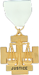 Chancellor 32nd Degree Scottish Rite Officer Jewel - [Gold] - RSR-47