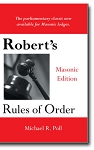 Robert's Rules of Order: Masonic Edition
