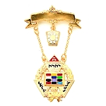 Royal Arch Masonic Breast Jewel - MASJ115