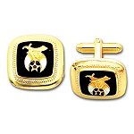 Shriner Masonic Cufflink Pair - MAS1561CL