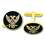 Scottish Rite Masonic Cufflink Pair - MAS1565CL