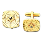 Blue Lodge Masonic Cufflink Pair - MAS1566CL