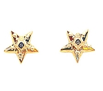Order of the Eastern Star Masonic Ring - HOM5718