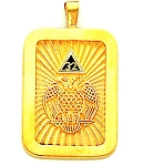 Scottish Rite Masonic Pendant - GLC8380
