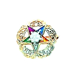 Order of the Eastern Star Masonic Lapel Pin - HOM6370P