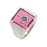 Blue Lodge Masonic Ring - MASCJ1108BL