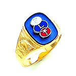 Odd Fellows Fraternal Ring - HOM369OF