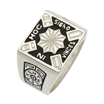 Knights Templar Masonic Ring - MASCJ300KT